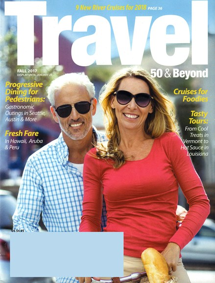 Travel 50 & Beyond Cover - 10/1/2017