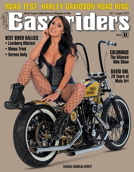 Easyriders Cover - 8/1/2018