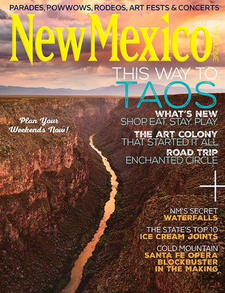 New Mexico Cover - 7/1/2015