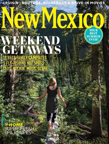 New Mexico Cover - 6/1/2016