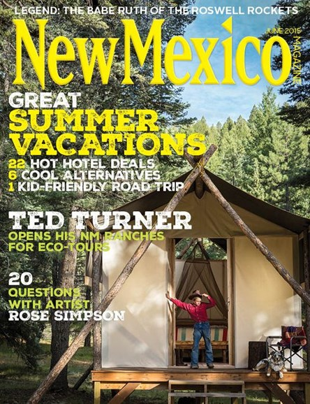 New Mexico Cover - 6/1/2015