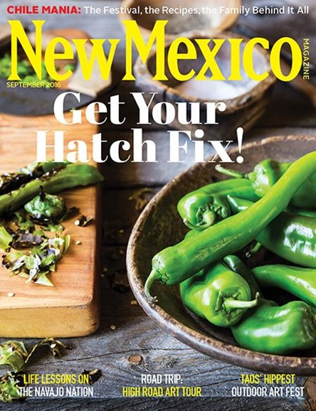 New Mexico Cover - 9/1/2016
