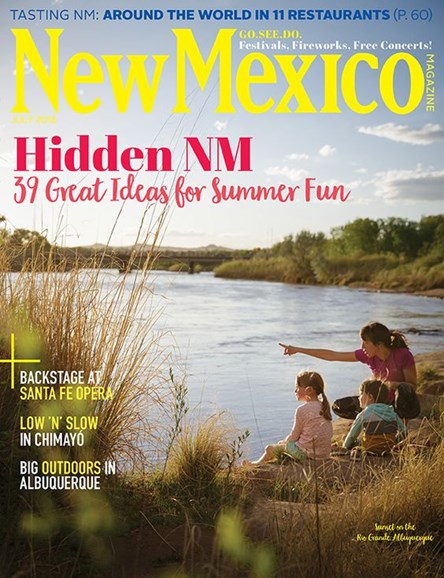 New Mexico Cover - 7/1/2016