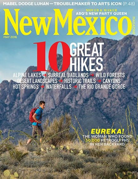 New Mexico Cover - 5/1/2016