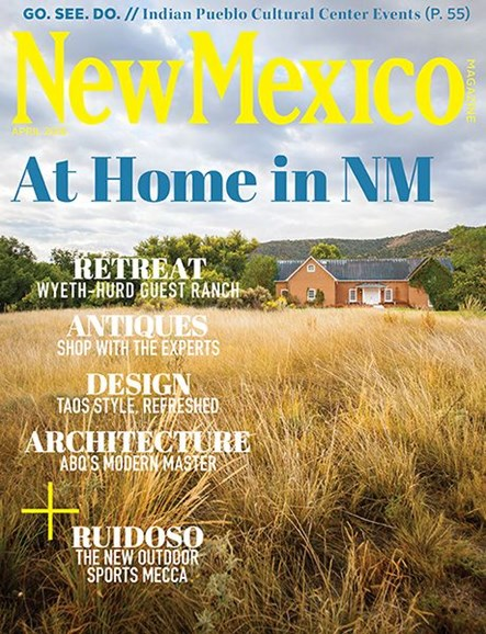 New Mexico Cover - 4/1/2016