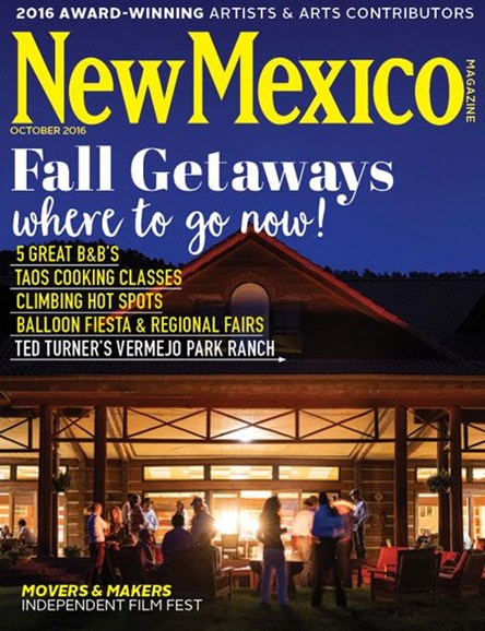 New Mexico Cover - 10/1/2016