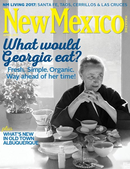 New Mexico Cover - 4/1/2017