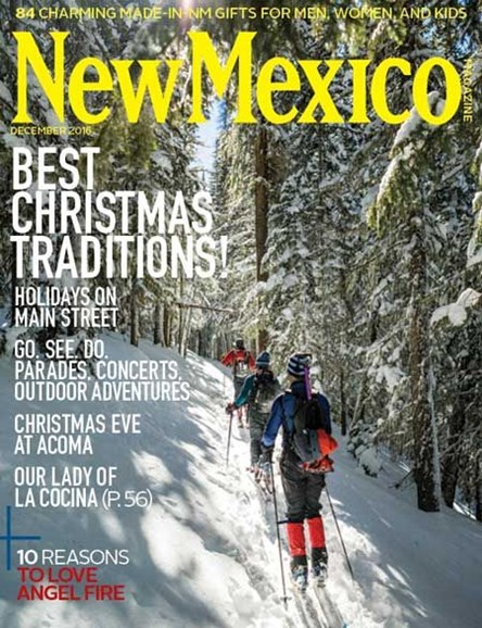 New Mexico Cover - 12/1/2016