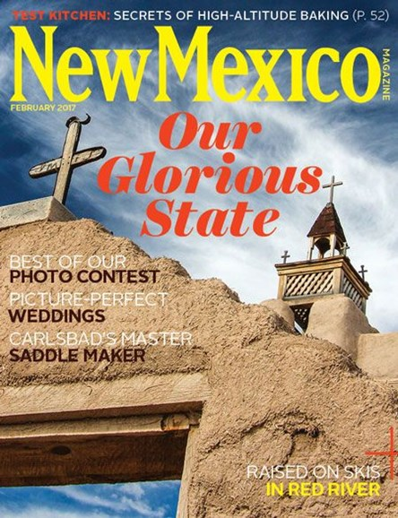New Mexico Cover - 2/1/2017