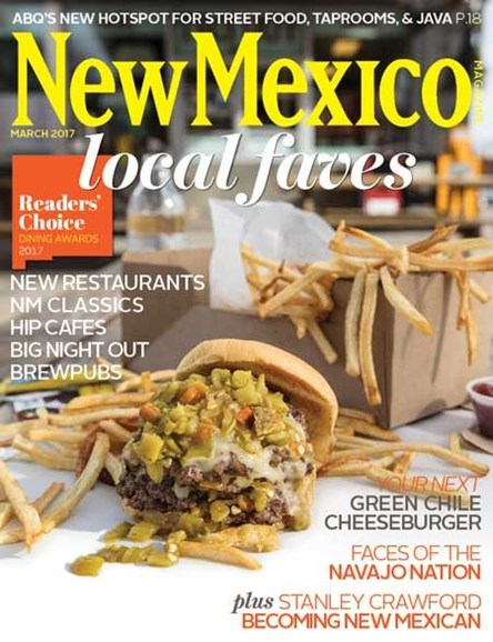New Mexico Cover - 3/1/2017