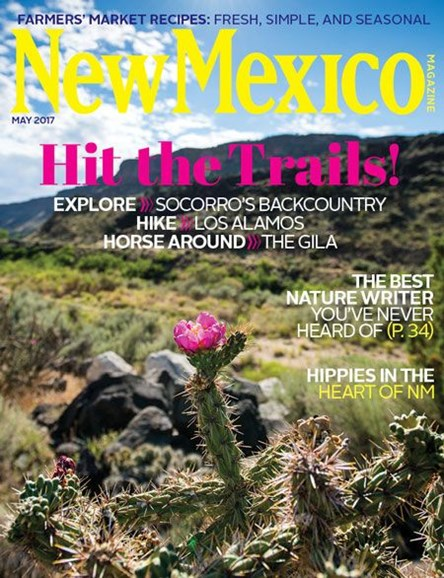 New Mexico Cover - 5/1/2017