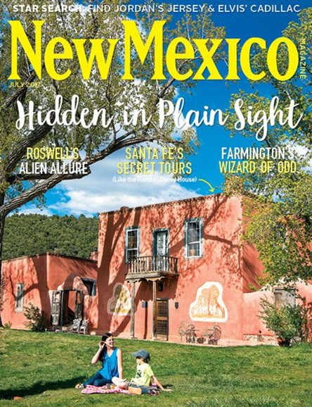 New Mexico Cover - 7/1/2017