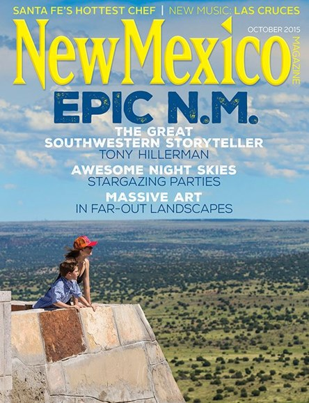New Mexico Cover - 10/1/2015