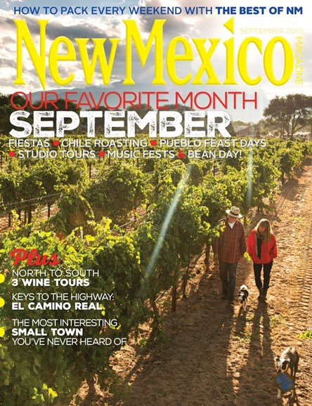 New Mexico Cover - 9/1/2015