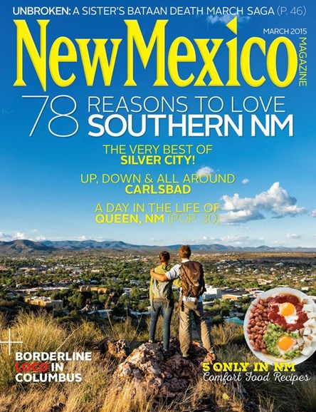 New Mexico Cover - 3/1/2015