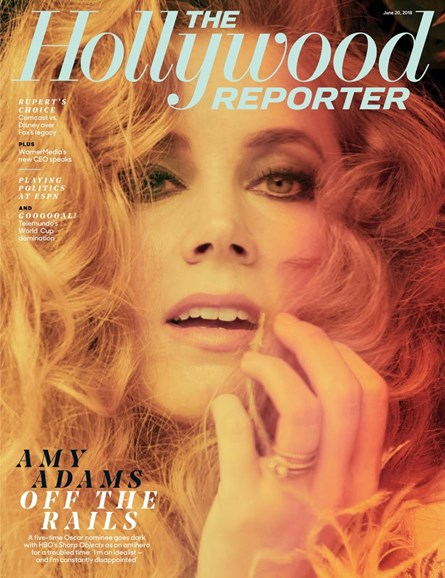 The Hollywood Reporter Cover - 6/20/2018