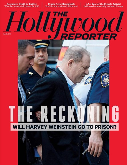 The Hollywood Reporter Cover - 5/30/2018