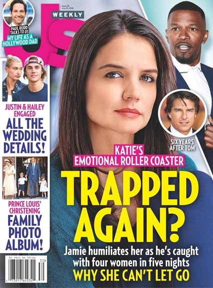 Us Weekly Cover - 7/23/2018