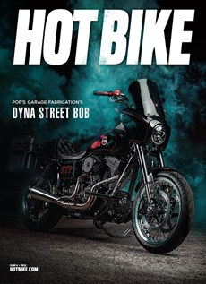 Hot Bike | 9/2018 Cover