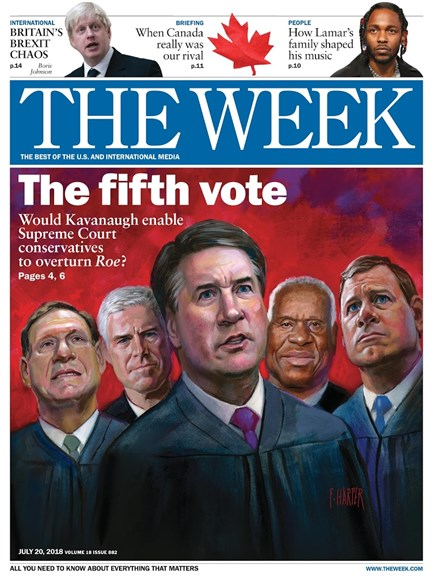 The Week Cover - 7/20/2018