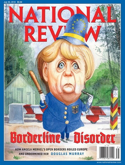 National Review Cover - 7/30/2018