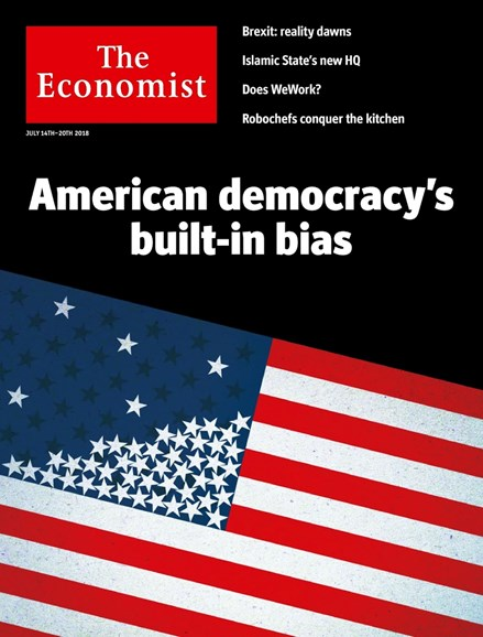 The Economist Cover - 7/14/2018