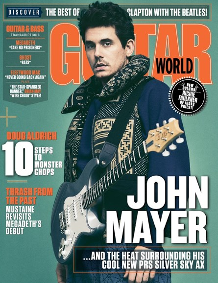 Guitar World Cover - 9/1/2018