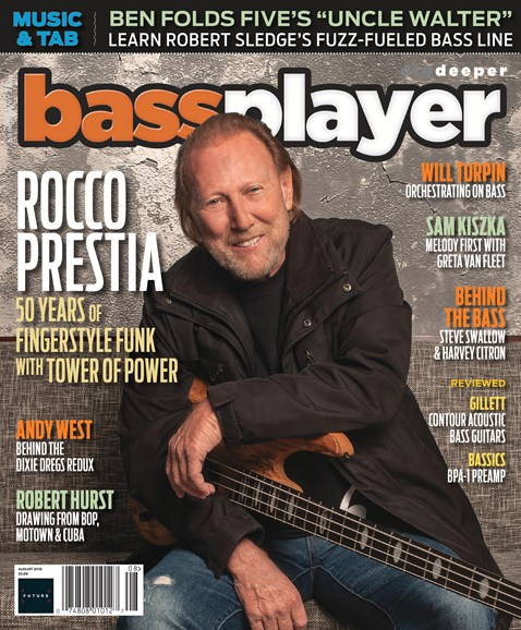 Bass Player Cover - 8/1/2018