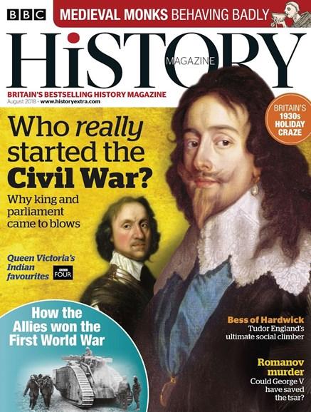 BBC History Cover - 8/1/2018