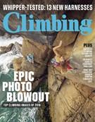 Climbing Magazine 8/1/2018