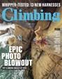 Climbing Magazine | 8/2018 Cover