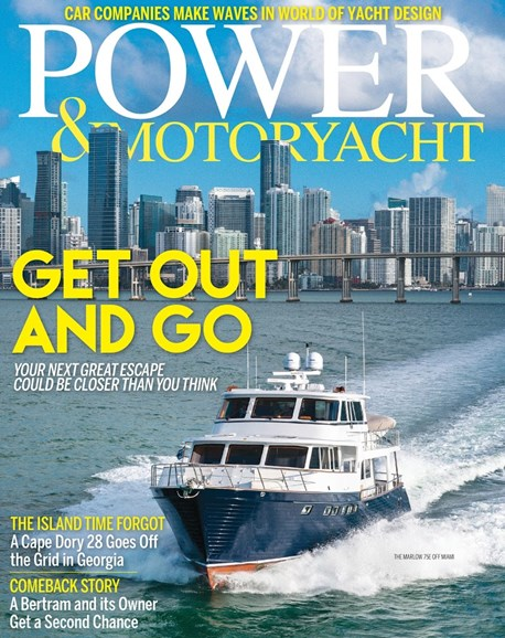 Power & Motoryacht Cover - 8/1/2018