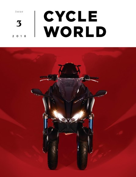 Cycle World Cover - 9/1/2018