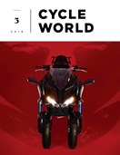Cycle World Magazine | 9/2018 Cover