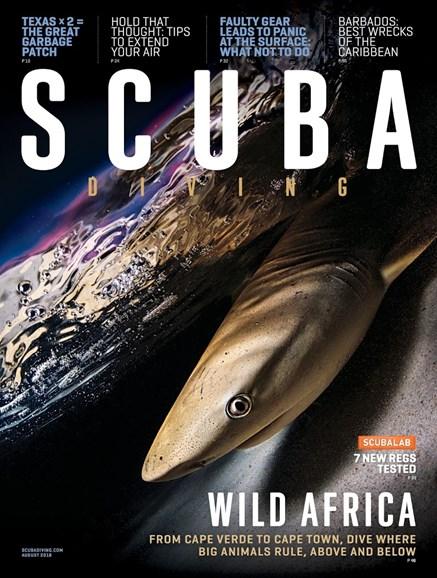 Scuba Diving Cover - 8/1/2018