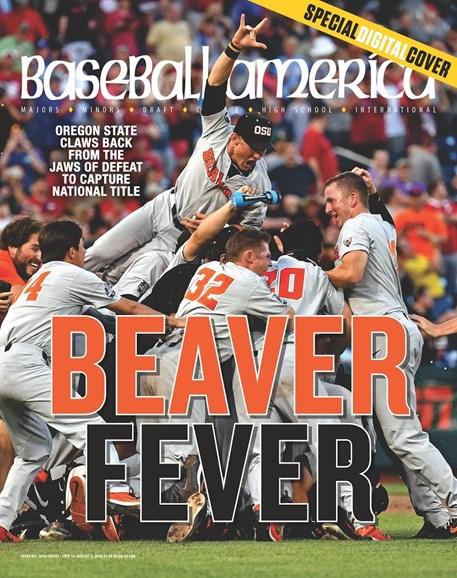 Baseball America Cover - 7/13/2018