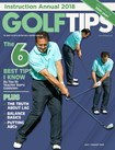 Golf Tips Magazine | 7/1/2018 Cover