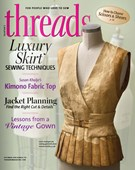 Threads Magazine 9/1/2018