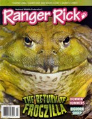 Ranger Rick Magazine 3/1/2018