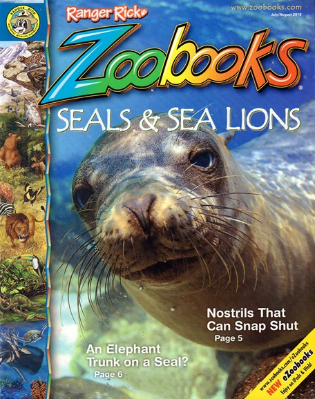 Zoobooks Cover - 7/1/2018