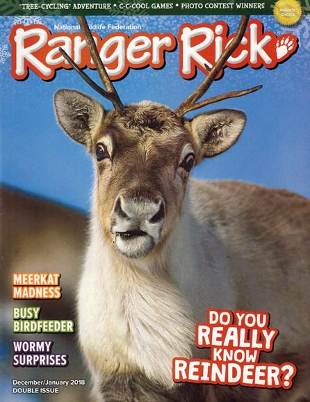 Ranger Rick Cover - 12/1/2017