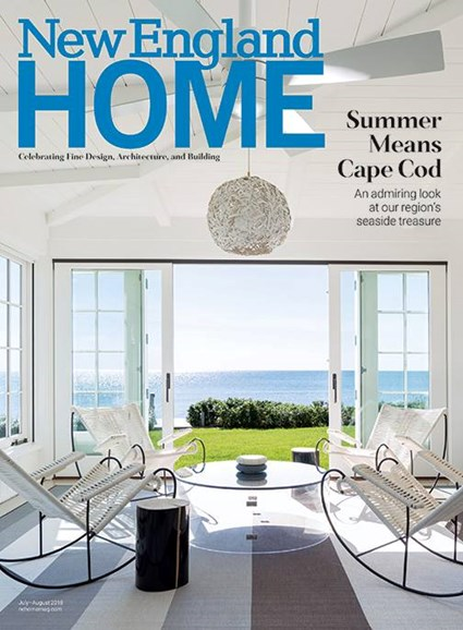 New England Home Cover - 7/1/2018