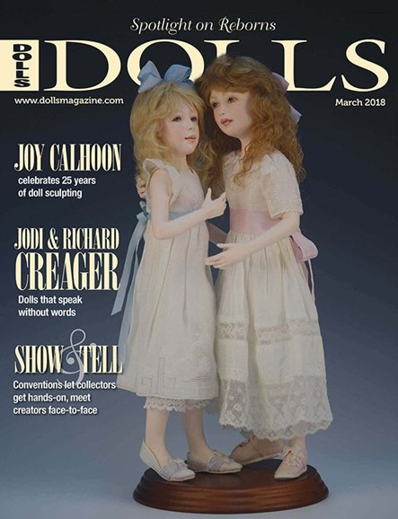 Dolls Cover - 3/1/2018