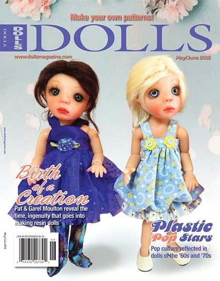 Dolls Cover - 5/1/2018