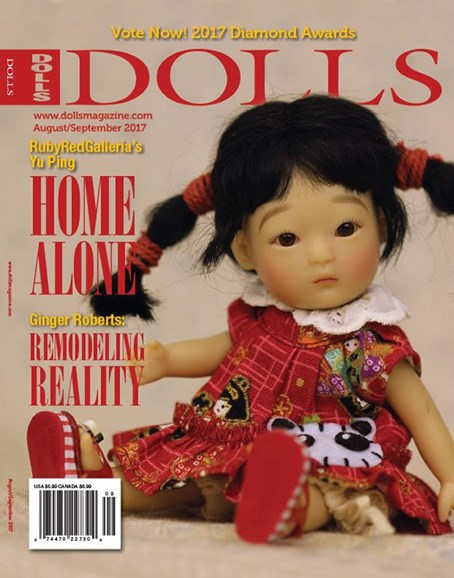 Dolls Cover - 8/1/2017