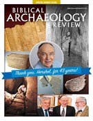 Biblical Archaeology Review Magazine 3/1/2018