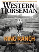 Western Horseman Magazine 8/1/2018