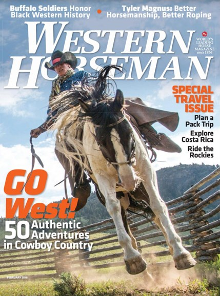 Western Horseman Cover - 2/1/2018