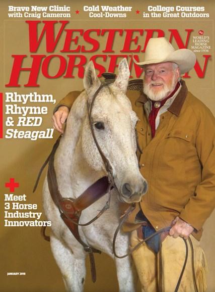 Western Horseman Cover - 1/1/2018