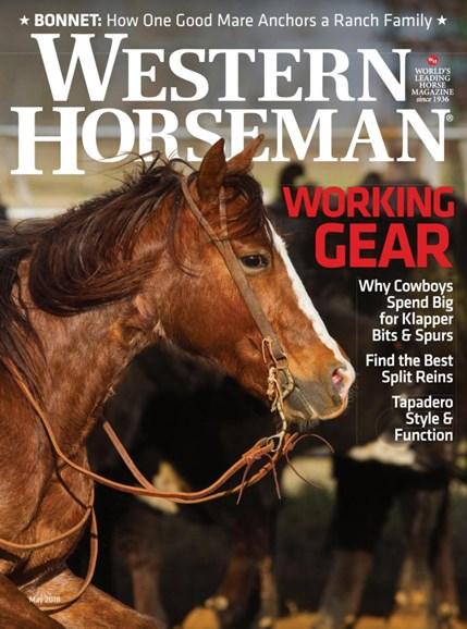 Western Horseman Cover - 5/1/2018